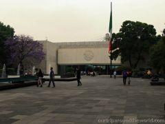 Hlavní město Mexika – Muzeum Antropologie