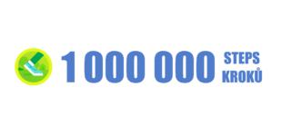 1000000 steps on trip