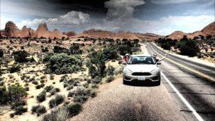 Road trip na jihozápadě USA