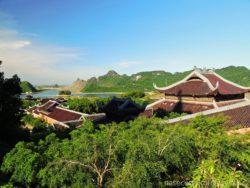 chrám Bai Dinh