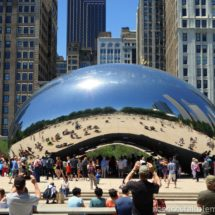 Bean Millenium Park Chicago