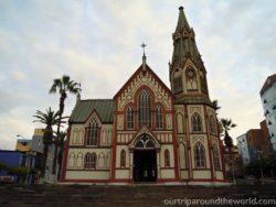 Katedrála San Marcos Arica