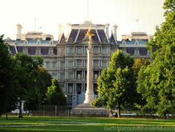 budova Eisenhowera
