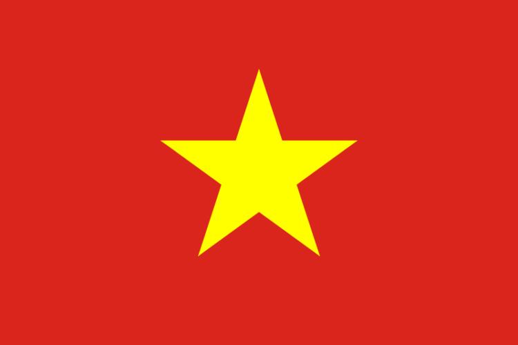 Vlajka Vietnamu