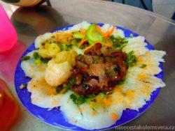 Jídlo v Nha Trangu