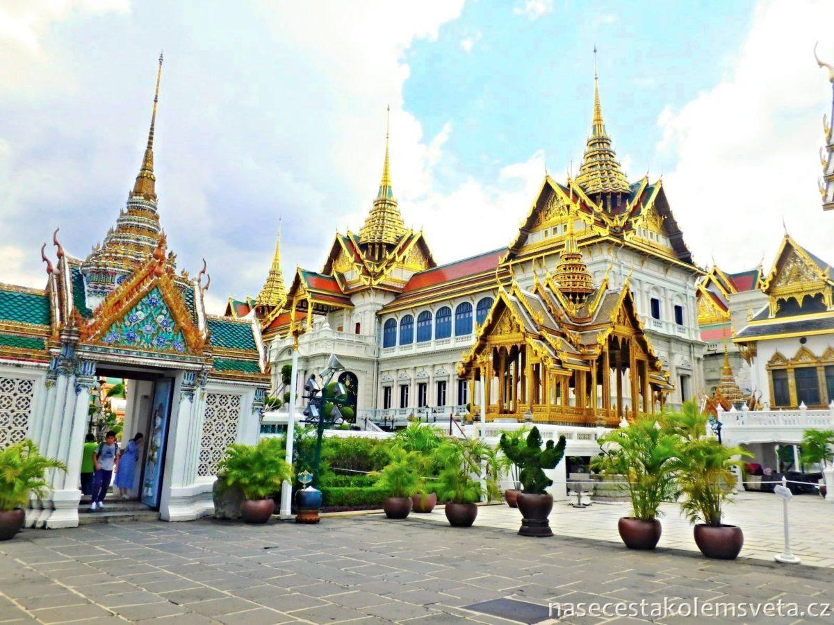 Velký palác Bangkok