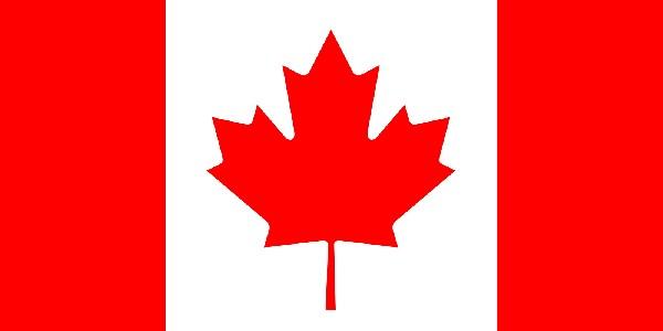 Kanadská vlajka, vlajka Kanady