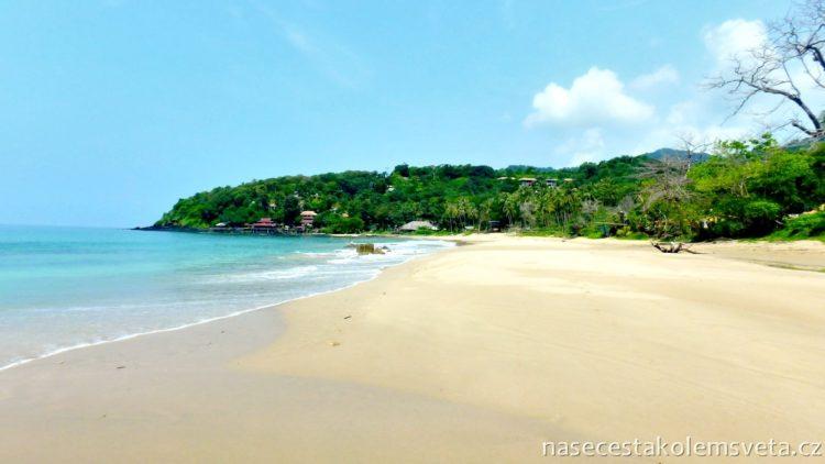 Ko Lanta pláž