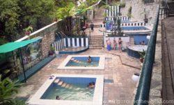 Machu Picchu koupele