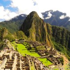 Machu Picchu a Aguas Calientes