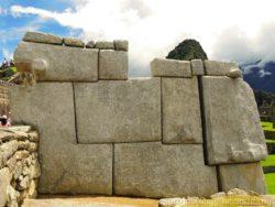 Kameny na Machu Picchu