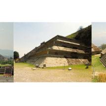 Mexické pyramidy