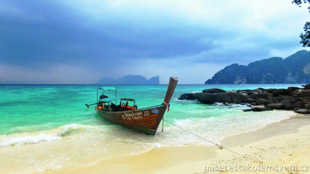 pláž Ko Phi Phi