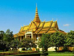 Královský palác Phnom Penh