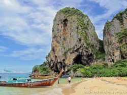 Phra Nang Cave Beach Thailand