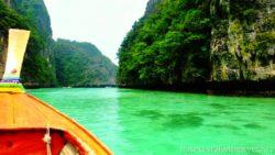 laguna Pileh Ko Phi Phi Ley