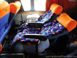sedadlo typu convencional