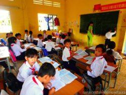 škola ve Vietnamu
