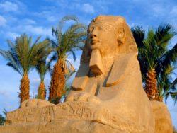 Sfinga Egypt