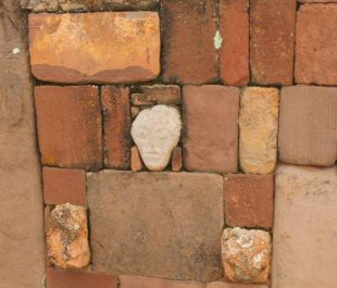 Tiwanaku hlava mimozemšťana
