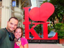 Milujeme Kuala Lumpur