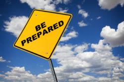Be prepared - buď připraven