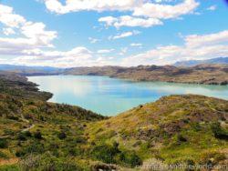 jezero Torres del Paine