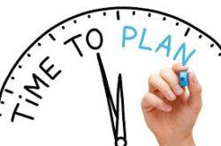 Time to Plan - čas plánovat